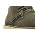 BXT COOK Mens Suede Leather Desert Boots Khaki