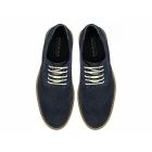Jack & Jones IRVINE SHOE Mens Brogue Desert Shoes Provincial Blue