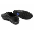 Boulevard TREBLE Ladies Leather Leisure Oxford Shoes Black