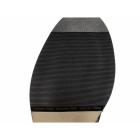Ikon SELECTA Ladies Polished Leather Tassel Loafers Black