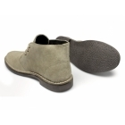 Lucini LENNY Mens Suede Leather Desert Boots Sand