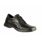 Cotswold ICOMB Ladies Waterproof Leather Shoes Black