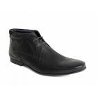 Base London ORBIT Mens Softy Leather Boots Black