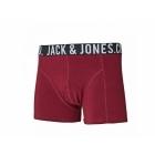 Jack & Jones ALTOS Mens Cotton Boxer Shorts 3 Pack