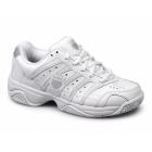 K-Swiss GRANCOURT II Ladies Leather Tennis Running Trainers White