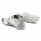 Gucinari SAMUEL Mens 2 Eye Leather Desert Boots Dirty White