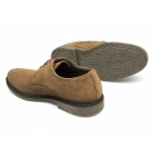 Red Tape NAIRN Mens Suede Leather Desert Shoes Tan
