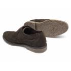 Red Tape ORRIN Mens Suede Brogue Desert Shoes Brown
