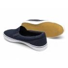 DEK LAMAAR Unisex Canvas Yachting Deck Shoes Navy