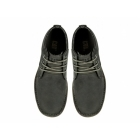 Cat ® LEROY MID Mens Leather Lace-Up Chukka Boots Liège