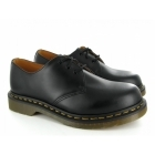 Dr Martens 1461z Unisex Classic Z-Welt 3 Eyelet Shoes Black