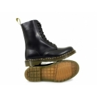 Dr Martens 1490z Unisex Classic Airwair 10 Eyelet Boots Black