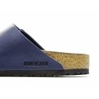 Birkenstock ARIZONA Unisex Slip On Buckle Sandals Navy