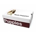 Hush Puppies MIMI RUSTIQUE Ladies Waterproof Zip Chelsea Boots Brown