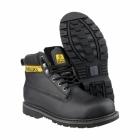 Amblers Safety FS9 Unisex SB SRA Steel Safety Boots Black
