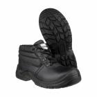 Centek FS83 Mens Safety Chukka Boots Black