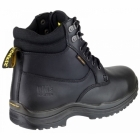 Dr Martens FS205 DRAX Unisex S1 HRO Safety Boots Black