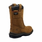 Cat ® OLTON Mens Safety Rigger Boots Brown