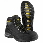 Cat ® DYNAMITE Mens Oil Resistant Safety Boots Black
