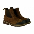 Amblers Safety FS225 Mens S3 W/P Safety Boots Brown