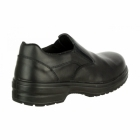 Amblers Safety FS94C Ladies S1 Slip On Safety Shoes Black