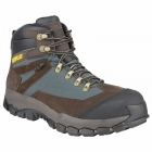 Cat ® KNIGHTSEN Metal Safety Boot Espresso Brown