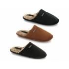 Cadans Classic Men's Mule Slippers Brown