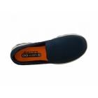 Skechers GO WALK 2 Mens Slip-On Walking Trainers Navy/Grey