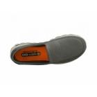 Skechers GO WALK 2 Mens Slip-On Walking Trainers Charcoal