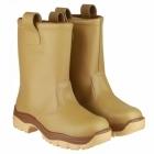 Pezzol Arctic 271 Mens Riggers Boots Tan