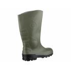 Dunlop DEVON Unisex Steel S5 SRA Safety Wellington Boots Green