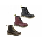 Dr Martens 1460 Unisex Classic 8 Eye Boots Black