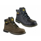 Cat ® ELECTRIC 6'' Mens SB SRA Safety Boots Black