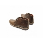 Red Tape GOBI II Mens Leather Desert Boots Tan