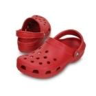 Crocs CLASSIC Ladies Croslite Clogs Pepper
