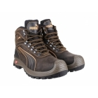 Puma Safety SIERRA NEVADA MID 630220 Mens Mid Safety Boots Brown
