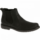 Cat ® NOLAN Mens Leather Chelsea Boots Black
