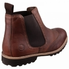 Cotswold ABBEYMEAD Mens Leather Twin Gusset Dealer Boots Brown
