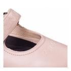 Padders SPRITE 2 Ladies Embroidered EEE/EEEE Wide Touch Fasten Shoes Nude