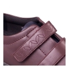 Padders REVIVE 2 Ladies Velcro Wide EEE/EEEE Fit Shoes Navy/Bordeaux