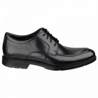 Rockport CITY SMART ALGONQUIN Mens Leather Lace Shoes Black