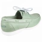 Rockport SUMMER SEA 2 EYE Mens Boat Shoes Light Green