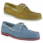Rockport SUMMER TOUR 2 EYE Mens Boat Shoes Light Blue