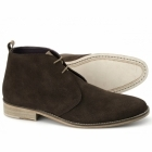 Gucinari TAMAL Mens Suede Lace Up Chukka Boots Brown