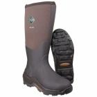 Muck Boots WETLAND Unisex Waterproof Wellington Boots Bark