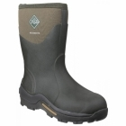Muck Boots MUCKMASTER MID Unisex Waterproof Wellington Boots Moss