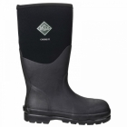 Muck Boots CHORE CLASSIC SAFETY Unisex Steel Toe Wellington Boots Black