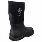 Muck Boots HOSER CLASSIC MID Unisex Waterproof Wellington Boots Black