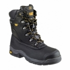 Cat ® SUPREMACY Mens SB WP HRO Leather Safety Boots Black