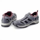 Rieker 08075-17 Mens Leather Touch Fasten Sports Sandals Blue
